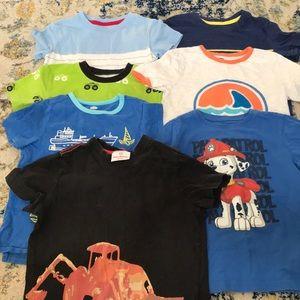 Other - Boys 5t short sleeve shirt lot